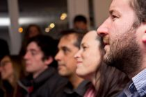 February 2013 Portsmouth Short Film Night audience
