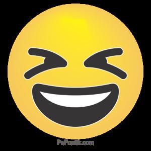 😄 Rosto sorridente com olhos sorridentes para baixar