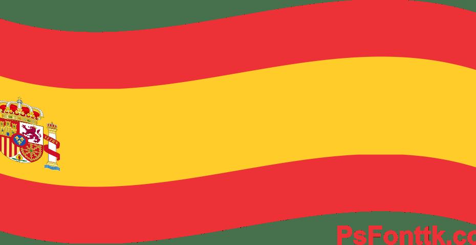 Bandeira da Espanha Emoji e PNG