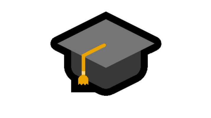 Graduation Cap Emoji Copy and Paste