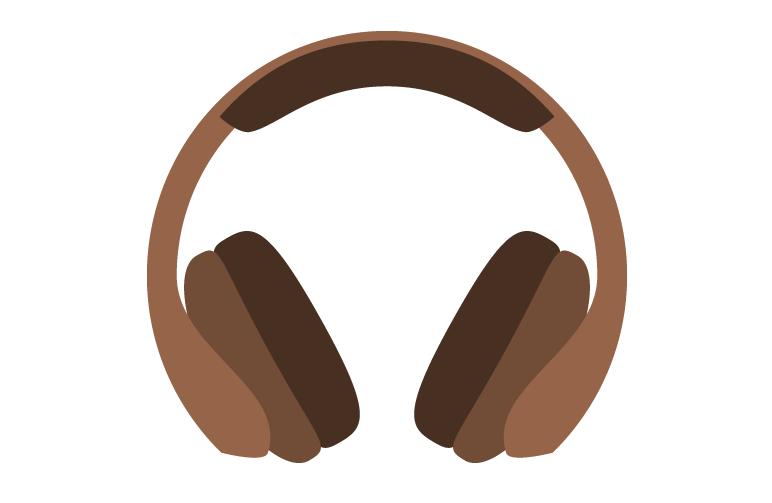Emoji Fone de Ouvido
