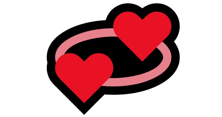Coração Emoji PNG 💞