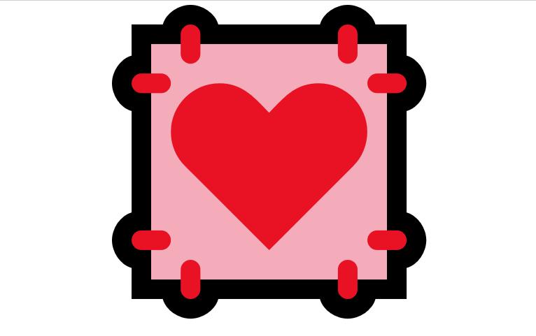 Coração Emoji PNG 💟