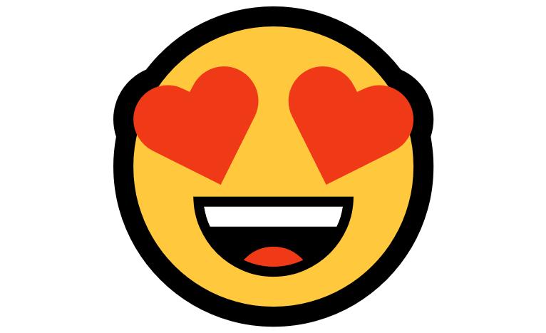 Coração Emoji PNG 😍