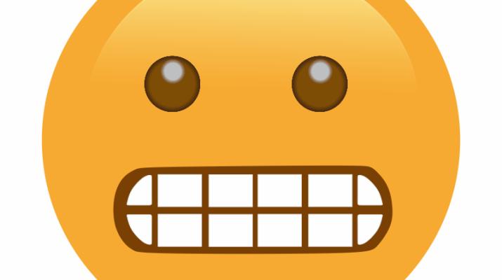 😬 Grimacing Face