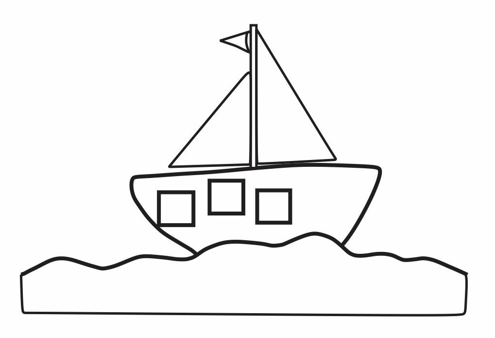 Barco para imprimir