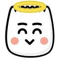 Emoji angel tiktok