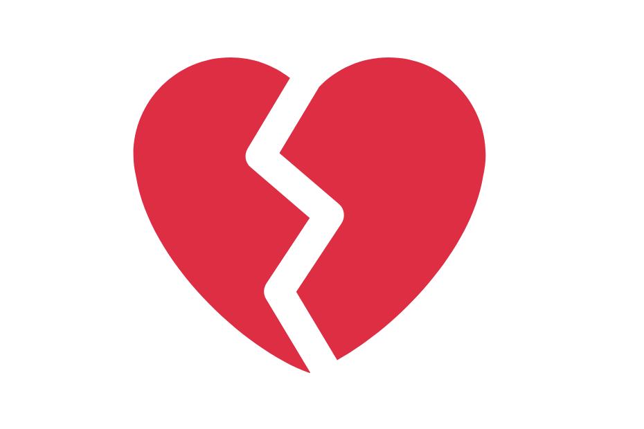 Broken Heart Symbol Copy and Paste