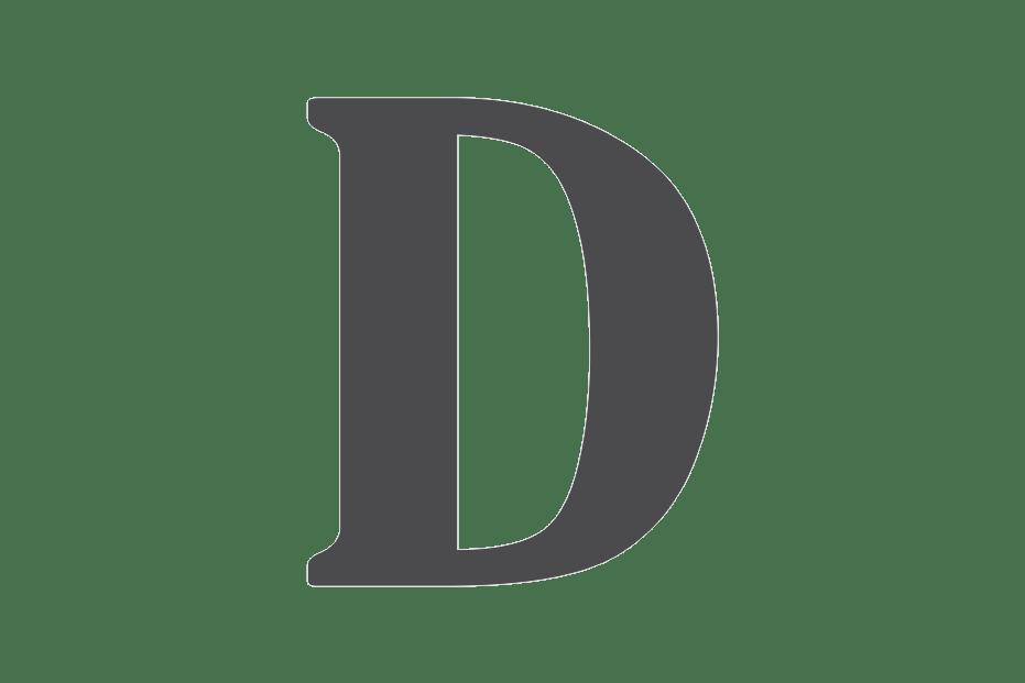 Download Roman Numeral D transparent PNG