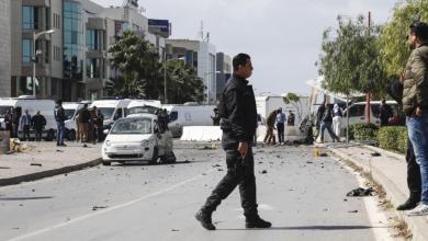 Photo of تونس.. مقتل رجل أمن تونسي في تفجير انتحاري قرب السفارة الأمريكية