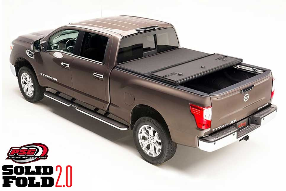 Truck Bed Covers Extang Solid Fold 2 0 Tri Fold Tonneau