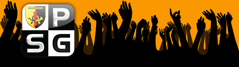 Crowd Hands Up Free Vector Silhouettes from 365PSD.com