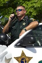 HC Sheriff O5 Control Head APX 6500 6578