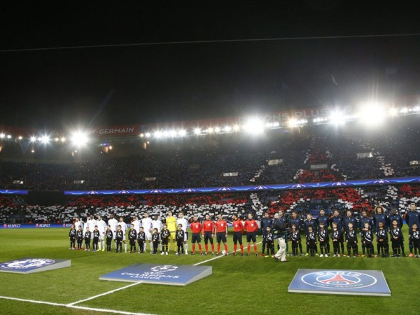 Paris Saint Germain Lineup