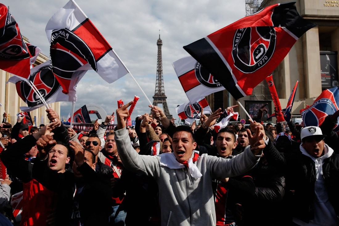 PSG Supporters