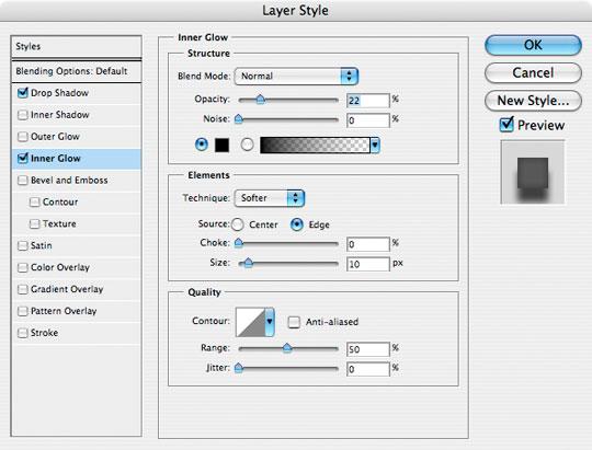 step7a Thiết Kế Giọt Nước Rơi trong Photoshop