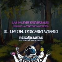 Las 36 Leyes Universales - 21. Ley del discernimiento.