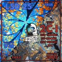 LSD-25 y 25x-NBOMe