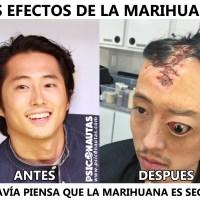 Los efectos de la marihuana