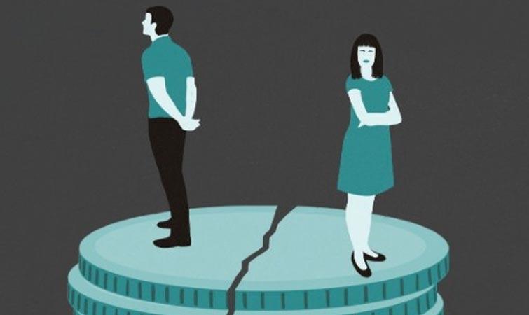 Διαζύγιο και οικονομική κρίση