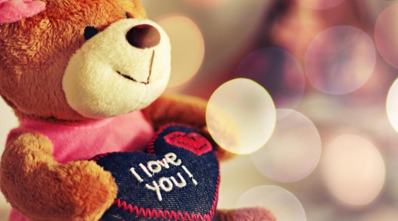 dia dos namorados, i love you, ursinho romantico, ursinho de pelúcia