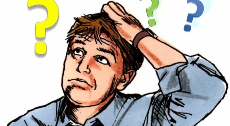 psicólogo, dúvida, questionamento, pessoa em dúvida