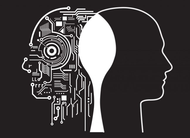 Psicologia na Internet - Intersecção da Psicologia e a Inteligência Artificial - homem máquina - um ciborg onde não existe dicotomia de relação