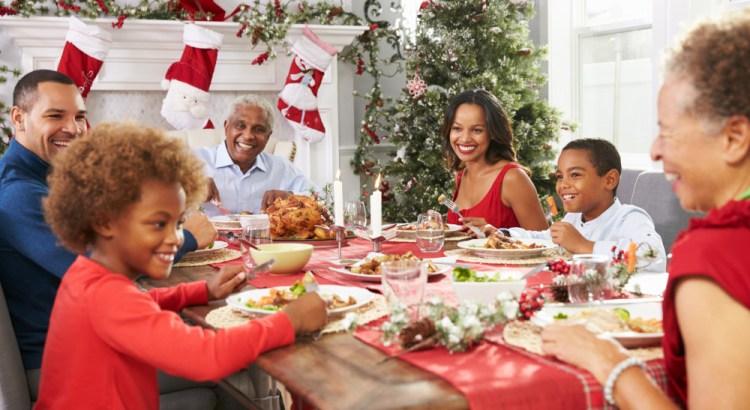 natal, natal em família, mesa de natal