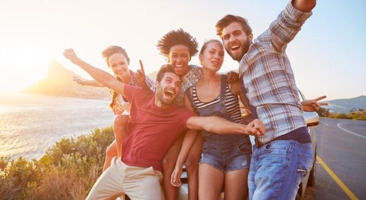 fazer amigos, amizade, grupo de amigos