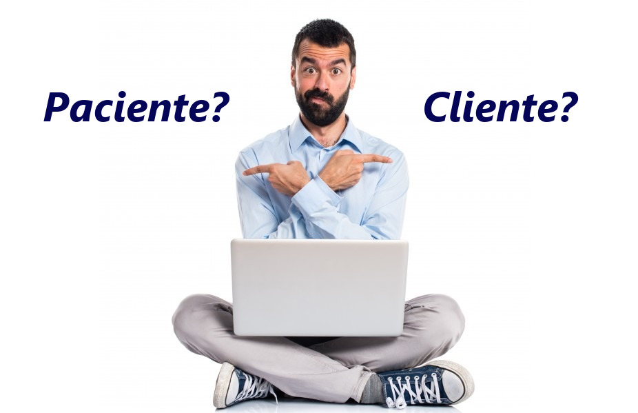 Psicólogo tem paciente ou cliente?