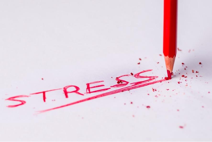 estressada ou estressado aqui no psico.online