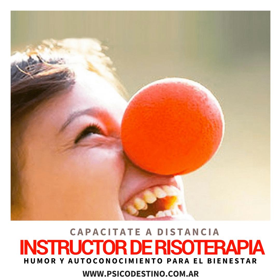 Curso Instructor de Risoterapia