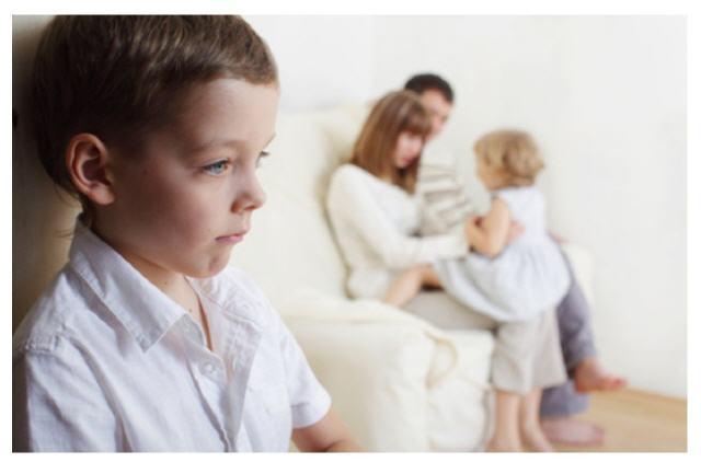 síntomas de la depresión en los niños
