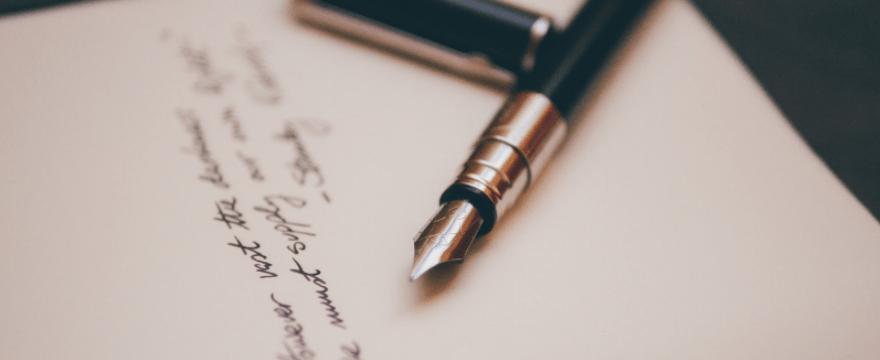 Conócete Escribiendo