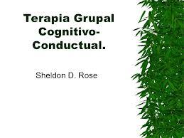 terapia cognitivo-conductual