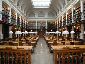 Una biblioteca sin salida laboral