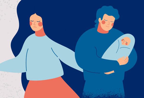Depressão pós-parto - um dilúvio na vida das mães, Artigo SaberViver