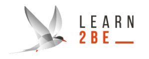 Logotipo Learn2Be