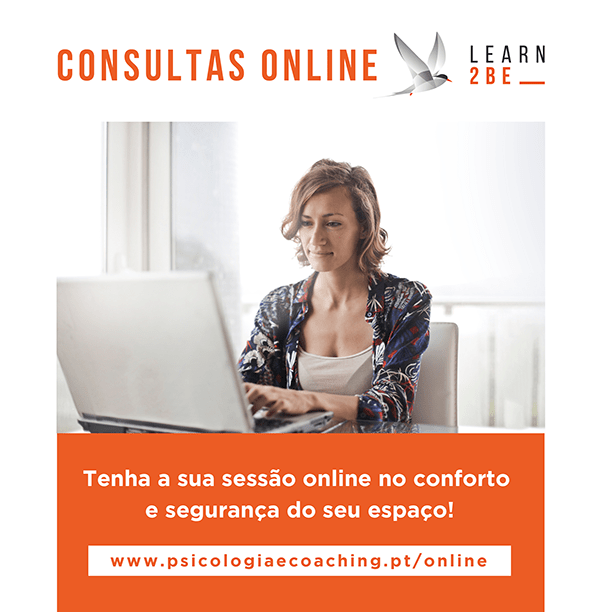 Consultas-online Learn2Be-homepage