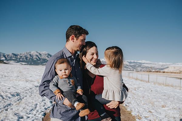 Relacionamento positivo entre pais e filhos