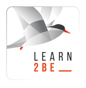 Learn2Be - Stamp (fundo branco)