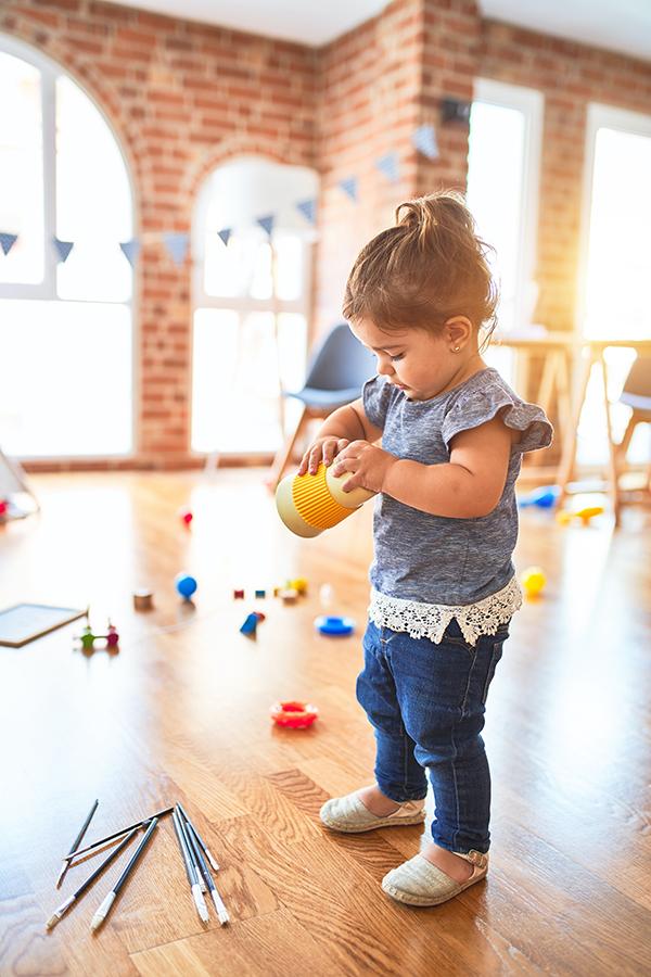 Processo de individualização e autonomia - crianças