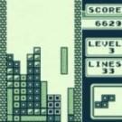 Tetris, control activo