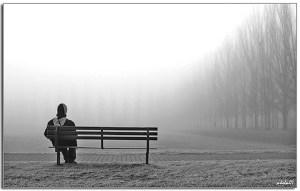 La tristeza nos hace ver el mundo más gris
