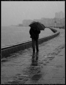 Estado de ánimo los días de lluvia