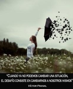 Ante una situación que no puedes cambiar