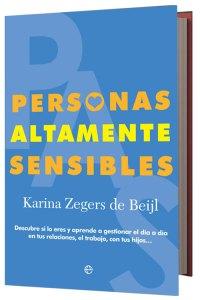 Personas Altamente Sensibles. Conferencia y libro. Karina Zegers.