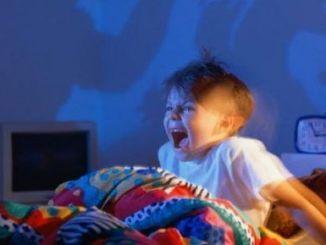 terrores nocturnos en tu hijo