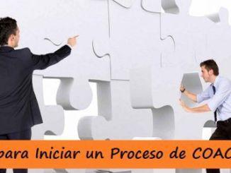 razones para iniciar un proceso de coaching personal ejecutivo y empresarial