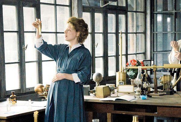 Película Recomendada: Marie Curie, Mujer que Hizo Historia